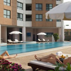 Отель Somerset Grand Hanoi бассейн фото 3