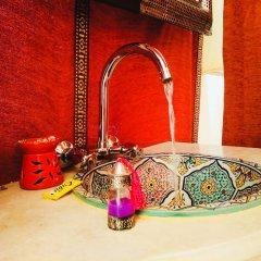 Отель Sahara Royal Camp Марокко, Мерзуга - отзывы, цены и фото номеров - забронировать отель Sahara Royal Camp онлайн ванная