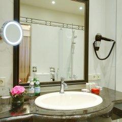 Гостиница Гельвеция ванная фото 4