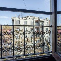 Отель Royal Apartbeds Испания, Валенсия - отзывы, цены и фото номеров - забронировать отель Royal Apartbeds онлайн балкон