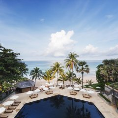 Отель The Surin Phuket бассейн фото 5