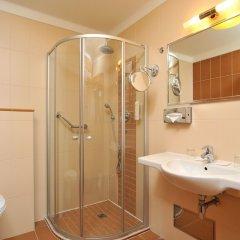 Отель Metamorphis Excellent Чехия, Прага - отзывы, цены и фото номеров - забронировать отель Metamorphis Excellent онлайн ванная фото 2
