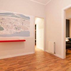 Отель Bbarcelona Gaudi Avenue Flats Барселона комната для гостей фото 2