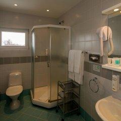 Отель Palangos Vetra Литва, Паланга - отзывы, цены и фото номеров - забронировать отель Palangos Vetra онлайн ванная