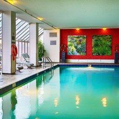 Отель Pinnacle Hotel Harbourfront Канада, Ванкувер - отзывы, цены и фото номеров - забронировать отель Pinnacle Hotel Harbourfront онлайн бассейн