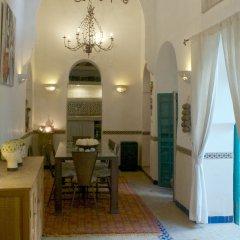 Отель Dar Kleta Марокко, Марракеш - отзывы, цены и фото номеров - забронировать отель Dar Kleta онлайн интерьер отеля фото 3