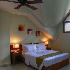 Отель Azalea Hotels & Residences Baguio Филиппины, Багуйо - отзывы, цены и фото номеров - забронировать отель Azalea Hotels & Residences Baguio онлайн комната для гостей фото 4