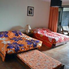 Отель Chez Vous à Papeete Французская Полинезия, Папеэте - отзывы, цены и фото номеров - забронировать отель Chez Vous à Papeete онлайн комната для гостей фото 4