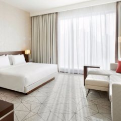 Отель Hyatt Place Dubai/Al Rigga 4* Люкс фото 3