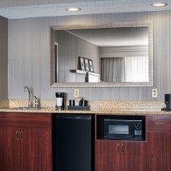 Отель Courtyard Milpitas Silicon Valley в номере