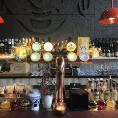 Апартаменты Biz Apartment Hammarby Sjostad Йоханнесхов гостиничный бар
