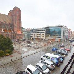 City Central Hostel Kuznicza балкон