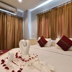 Отель 88 Hotel Phuket Таиланд, Карон-Бич - 1 отзыв об отеле, цены и фото номеров - забронировать отель 88 Hotel Phuket онлайн комната для гостей фото 4
