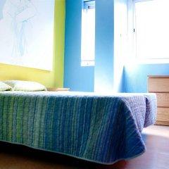 Be Dream Hostel комната для гостей