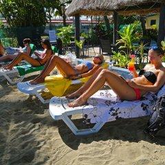 Отель Aquarius on the Beach Фиджи, Вити-Леву - отзывы, цены и фото номеров - забронировать отель Aquarius on the Beach онлайн фитнесс-зал фото 3