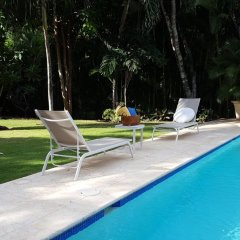 Отель Villa With 3 Bedrooms in Punta Cana, With Private Pool, Furnished Gard бассейн фото 3