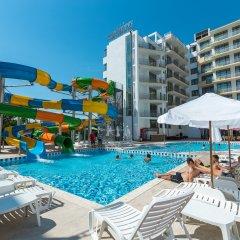 Отель Best Western Plus Premium Inn Солнечный берег бассейн