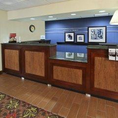 Отель Hampton Inn Jasper интерьер отеля фото 2