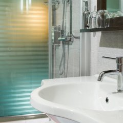Отель Soho Boutique Hotel Венгрия, Будапешт - 7 отзывов об отеле, цены и фото номеров - забронировать отель Soho Boutique Hotel онлайн ванная