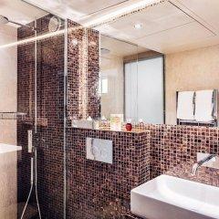 Отель De Lille Франция, Париж - отзывы, цены и фото номеров - забронировать отель De Lille онлайн ванная фото 2