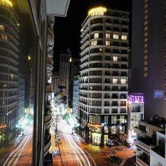 Golden Sea Hotel Nha Trang Нячанг балкон