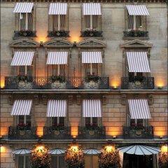 Отель Lancaster Paris Champs-Elysées Франция, Париж - 1 отзыв об отеле, цены и фото номеров - забронировать отель Lancaster Paris Champs-Elysées онлайн вид на фасад фото 2