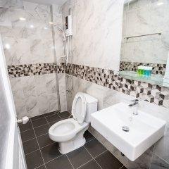 Отель Nina Guesthouse ванная фото 2