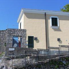 Отель La Sciuscella Конка деи Марини вид на фасад