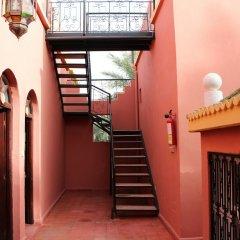 Отель Riad Marrat Марокко, Загора - отзывы, цены и фото номеров - забронировать отель Riad Marrat онлайн интерьер отеля фото 3
