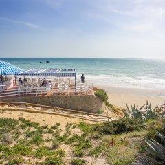 Hipotels Hotel Flamenco Conil пляж