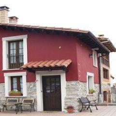 Отель Rurales el Requexu балкон