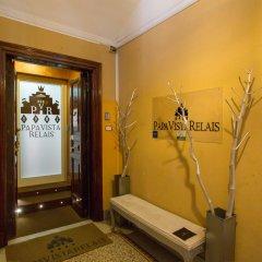 Отель PapavistaRelais ванная