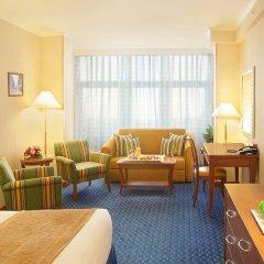 Гостиница Кортъярд Марриотт Москва Центр комната для гостей фото 2