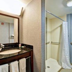 Отель Hyatt Place Minneapolis Airport-South США, Блумингтон - отзывы, цены и фото номеров - забронировать отель Hyatt Place Minneapolis Airport-South онлайн ванная фото 2