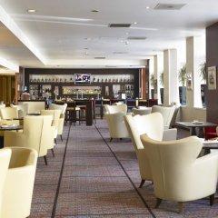 Отель Hilton Edinburgh Carlton гостиничный бар