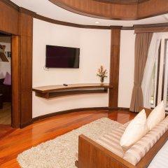 Отель Krabi Resort Таиланд, Ао Нанг - 11 отзывов об отеле, цены и фото номеров - забронировать отель Krabi Resort онлайн удобства в номере фото 2