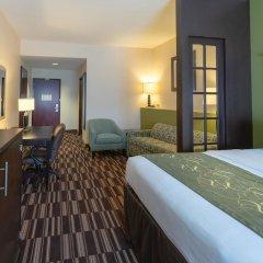 Отель Comfort Suites Lake City США, Лейк-Сити - отзывы, цены и фото номеров - забронировать отель Comfort Suites Lake City онлайн комната для гостей фото 5
