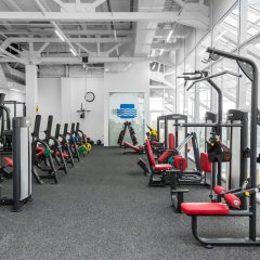 Парк Сити Отель фитнесс-зал фото 3