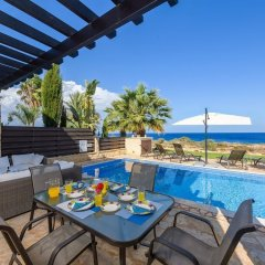 Отель Villa Greco Mare бассейн фото 3