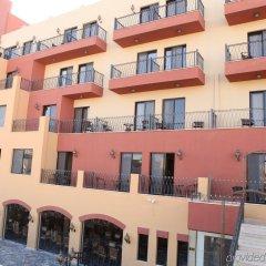 Отель Grand Hotel Madaba Иордания, Мадаба - 1 отзыв об отеле, цены и фото номеров - забронировать отель Grand Hotel Madaba онлайн балкон