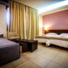Iraklion Hotel комната для гостей фото 4