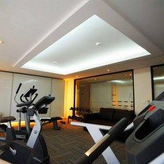 Отель Baan K Residence Managed By Bliston Бангкок фитнесс-зал фото 2