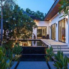 Отель Byg Private Pool Villa @ Layan Beach пляж Банг-Тао фото 2