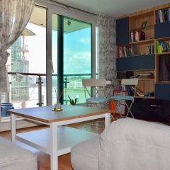 Апартаменты Modern 2 Bedroom Apartment With Stunning Views Лондон фото 6