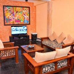 Отель Raj Mahal Inn Шри-Ланка, Ваддува - отзывы, цены и фото номеров - забронировать отель Raj Mahal Inn онлайн интерьер отеля фото 2