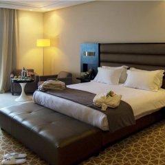Отель Andalucia Golf Tanger Марокко, Медина Танжера - отзывы, цены и фото номеров - забронировать отель Andalucia Golf Tanger онлайн комната для гостей фото 5