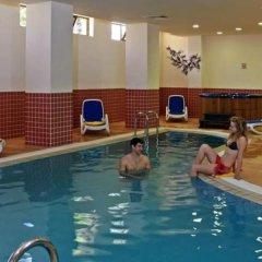 Отель Sol Nessebar Mare бассейн