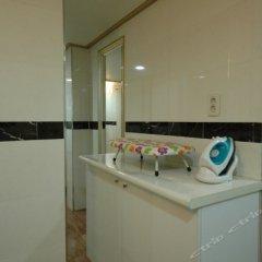 Отель Simple House Apgujeong Южная Корея, Сеул - отзывы, цены и фото номеров - забронировать отель Simple House Apgujeong онлайн ванная фото 2