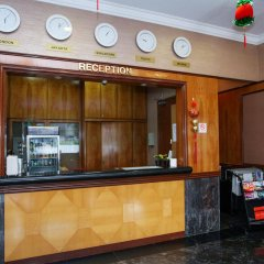 Отель New Cape Inn интерьер отеля фото 3