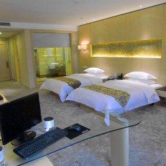Libo Business Hotel комната для гостей фото 3
